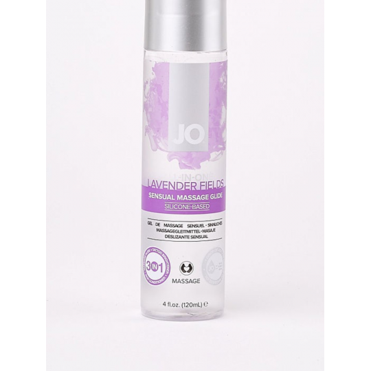 JO All-In-One Massage Glide Lavender, 120 мл