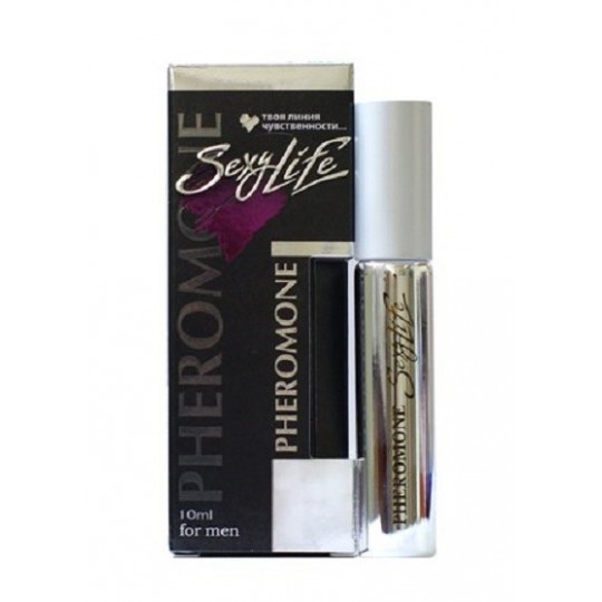 Sexy Life Pheromone for man #16 Allure Home Sport, 10ml.