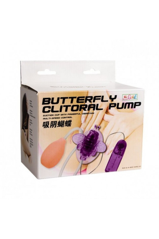 Batterfly Clitoral Pump
